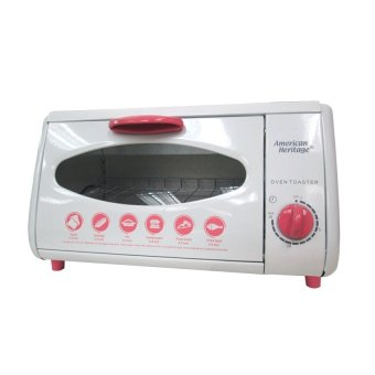 American Heritage 8L Oven Toaster HEOT-6011 (White)