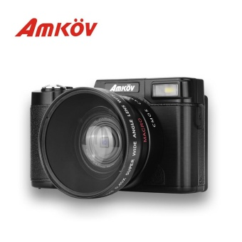 AMKOV CD - R2 Digital Action Camera Video Camcorder - intl