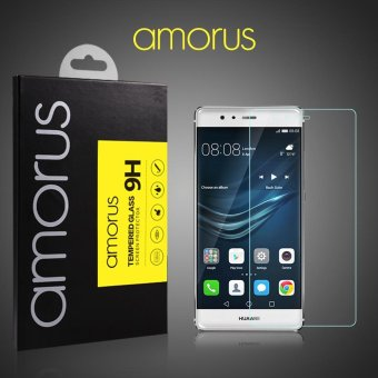 AMORUS for Huawei P9 Tempered Glass Screen Cover Film - intl
