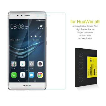 AMORUS for Huawei P9 Tempered Glass Screen Cover Film - intl - 2