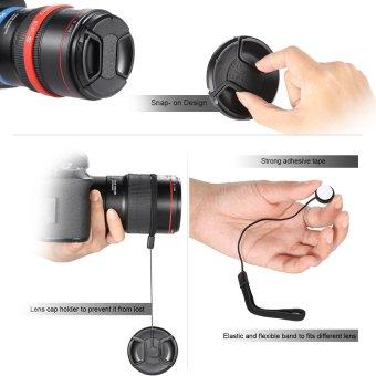 Andoer 55mm UV + CPL + FLD + Close-up(+1+2+4+10) Lens Filter Kit -INTL - 3