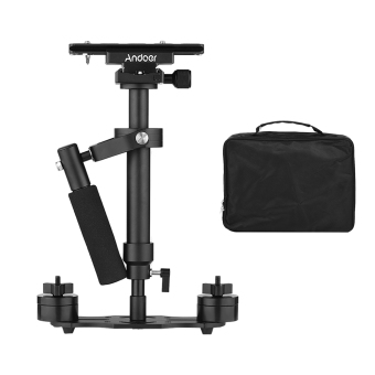 Andoer S40 Professional 40cm Aluminum Alloy Handheld Stabilizerwith Quick Release Plate and Clamp Base for Canon Nikon Sony DSLRCameras Lightweight Camcorders Max Load 2kg - intl - 5