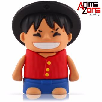ANIME ZONE Action Rubber Monkey D. Luffy One Piece Anime 32GBPortable USB Flash Drive Price Philippines
