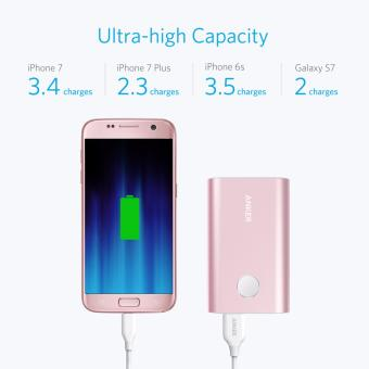 Anker PowerCore+ 10050 Portable Charger Pink - 4
