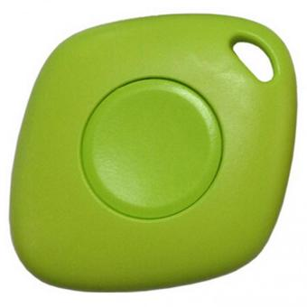 Anti-lost Alarm, Mini Smart Tag GPS Tracker Bluetooth Anti-lostAlarm Key Finder Locator-Green - Intl