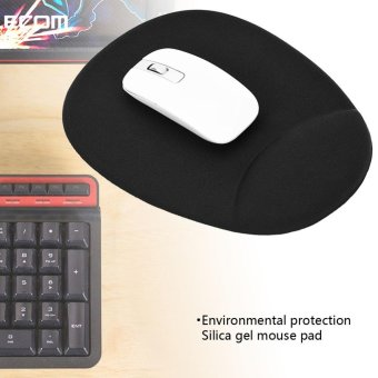 Anti-slip Silicone Wrist Mouse Pad Game Mat Pads for PC LaptopRound - intl