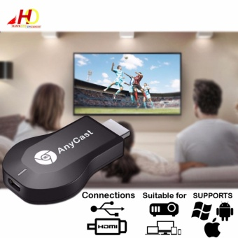 Anycast HDMI TV Dongle WiFi Display Receiver (Black)