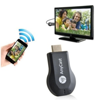 AnyCast M2 Plus HDMI TV Stick 1080P 3D WiFi Wireless Mini Display Receiver Dongle HDMI TV Miracast DLNA Airplay for IOS Apple iPhone iPad Android Smartphone Windows Mac - intl - 4