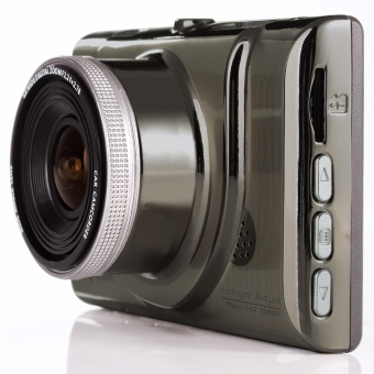 Anytek A100+ 170? Car Camera DVR FHD1080P H.264 Dash cam G-Sensor (Silver) - 5
