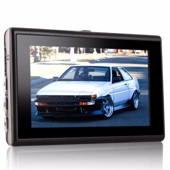 Anytek A100+ 170? Car Camera DVR FHD1080P H.264 Dash cam G-Sensor (Silver) - 3