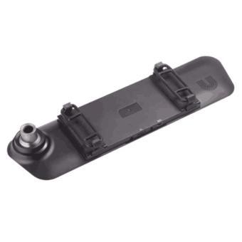 Anytek T1C 4.3 inch HD Car Rear View Mirror Dash Camera Recorder(Gold) - 2