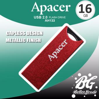 Apacer AH133 16GB Flash drive (Red)