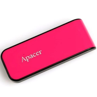 Apacer AH334 16GB Retractable USB Flash Drive (Rose Pink)