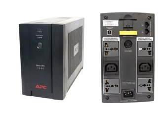 APC BX1400U-MS 1400VA Back UPS (Black)