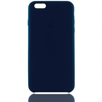 Apple Essentials Leather Coated Case for iPhone 6/ 6s (Denim Blue)