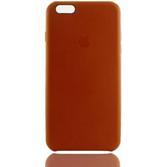 Apple Essentials Leather Coated Case for iPhone 6 Plus/ 6s Plus(Cinnamon Brown)