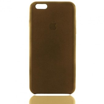 Apple Essentials Leather Coated Case for iPhone 6 Plus/ 6s Plus(Neutral Brown)