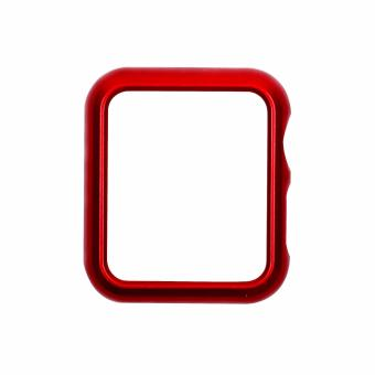 Apple Essentials Slim and Lightweight Case for Apple Watch 38mm(Red) - 2