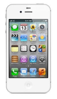 Apple iPhone 4s 16GB (Silver)