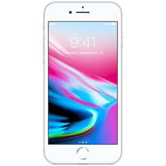 Apple iPhone 8 64GB LTE (Silver) - intl