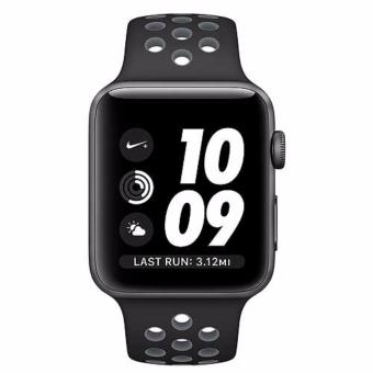 Apple Watch Nike+ 38mm Space Gray Aluminum Case with Black/CoolGray Nike Sport Band Price Philippines