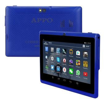 APPO A7 Wifi Upgraded HD Screen 512MB RAM 8GB ROM Quad-Core Cortex A7 1.5G Hz Tablet (Blue)