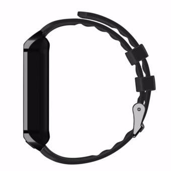 APPO DZ09 Bluetooth Phone Quad Smart Watch Touchscreen with Camera (Black) - 5
