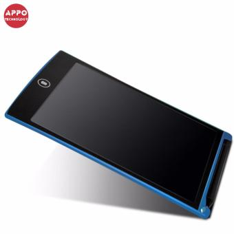 APPO HSP85 Ultra-thin One Button Erase 8.5 inch LCD Writing Tablet (Blue)