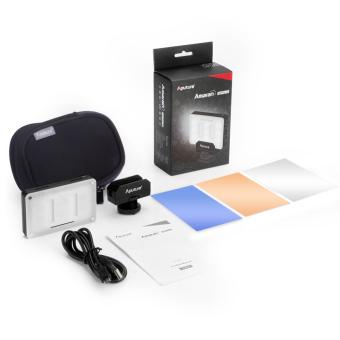 Aputure AL-M9 Portable LED Video Fill Light - Black - intl - 5