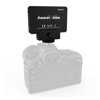 Aputure AL-M9 Portable LED Video Fill Light - Black - intl - 3