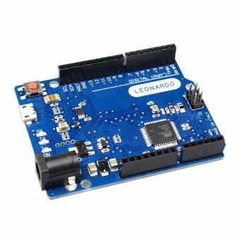 Arduino Leonardo R3 Arduino Compatible Board (Blue) - 2