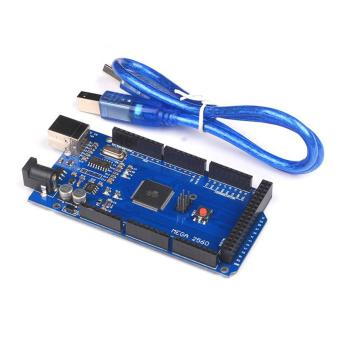 Arduino MEGA 2560 R3 CH340G Arduino Compatible Board with USB Cable
