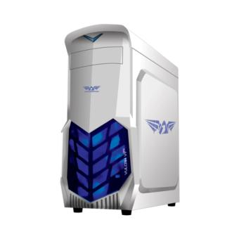 Armaggeddon Vulcan V1x Full-ATX Chassis Gaming Case ( white )