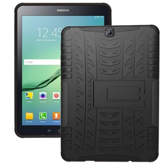 Armor Protection 2in1 [Soft TPU and Hard PC] Stand Function Tabletcase for Samsung Galaxy Tab S2 9.7 SM-T815 SM-T810 - intl Price Philippines