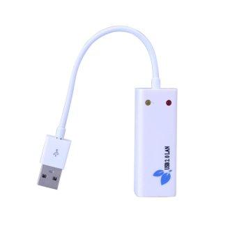 ASIX AX8872B 100Mbps USB 2.0 to RJ45 Lan Network Ethernet Adapter Card - intl