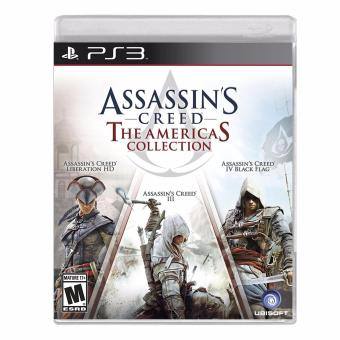 Assassin's Creed Americas Collection for PS3 Price Philippines
