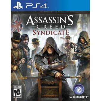 ASSASSINS CREED SYNDICATE PS4 GAME R3,R1 MINT CONDITION Price Philippines