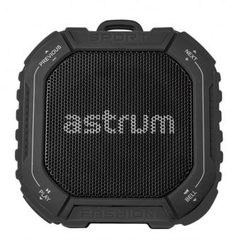 Astrum Wireless Water-Resistant Bluetooth 5W Portable Speaker withBike Mount ST190