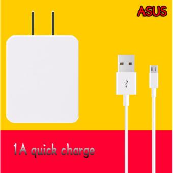 ASUS-1A Quick Charger For Smart Phone Whit USB Cable Price Philippines