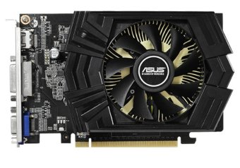Asus GeForce GTX 750 2GB 128bit DDR5 PHOC Performance Graphics