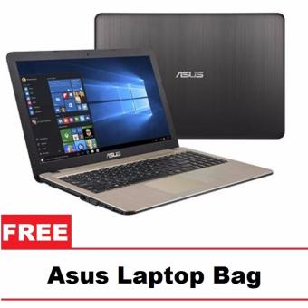 "ASUS X541NA-GQ219T Notebooks X Series (Black) Intel Celeron N3450 15"" 4G 500G Shared Win 10 Price Philippines"