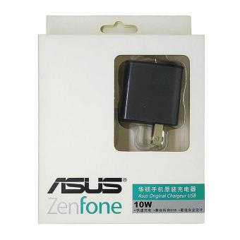 Asus Zenfone 10W 5.2V Charger with USB Data Charging Cable (Black)