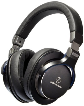 Audio-Technica ATH-MSR7 Professional On-ear High-Resolution Audio Headphones - intl Price Philippines