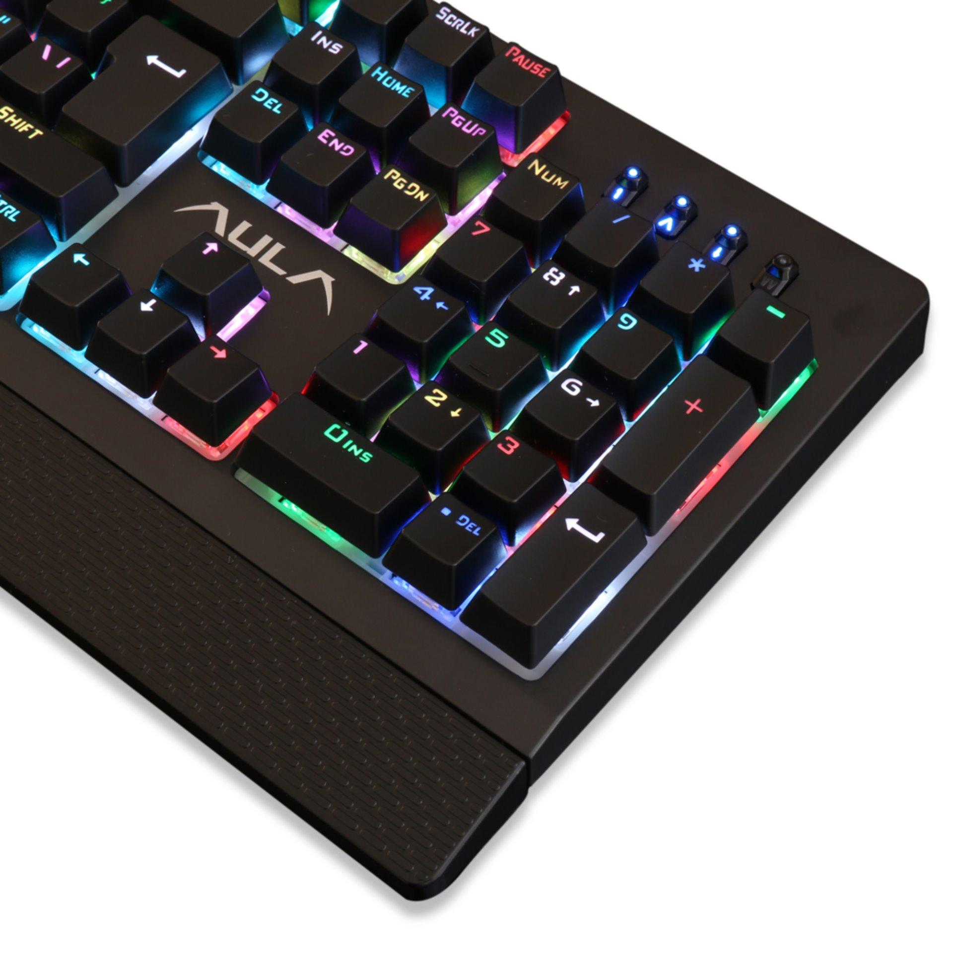 Corsair Strafe Rgb Gaming Mechanical Keyboard Brown Switch Hitam K70 Lux Red Aula Official Wings Of Liberty 104keys Multicolors Led Backlit Blackblue