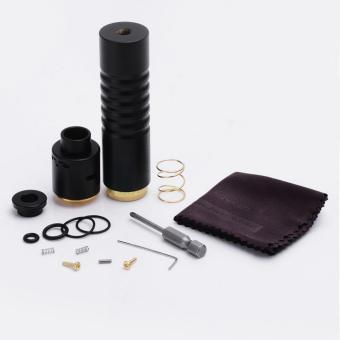 Authentic ADVKEN Mad Hatter 24 RDA + Mechanical Mod Kit