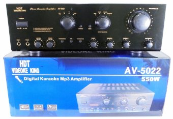 AV-5022 HDT Karaoke Amplifier Price Philippines