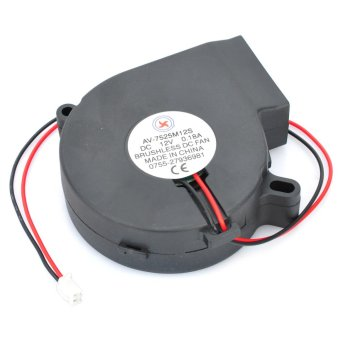 AV-752512S DC 12V Brushless Cooling Fan for DIY - picture 2