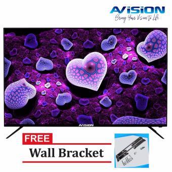 "Avision 55"" 4K Ultra HD Smart Digital LED TV 55K788U with Free Wall Bracket"