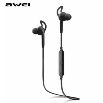 Awei A610BL Bluetooth 4.0 Sports Stereo Sound Earphone with Built-in Microphone