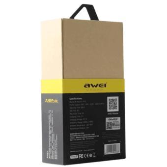 Awei A885BL Waterproof Wireless Sports Headphone (Black) - 4